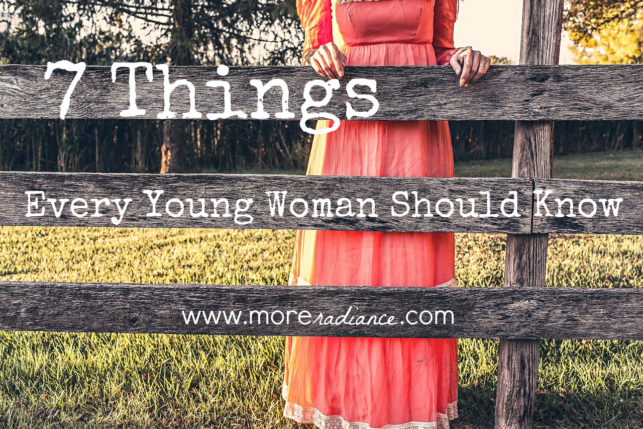Things to remember when dating a younger girl