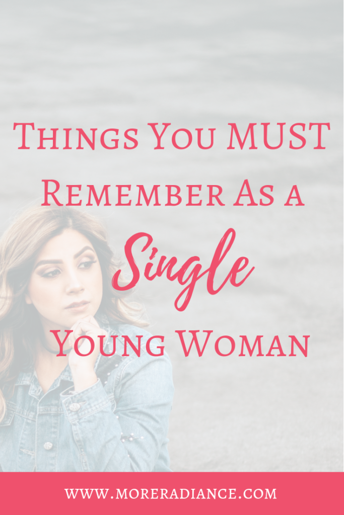 Being a single christian woman