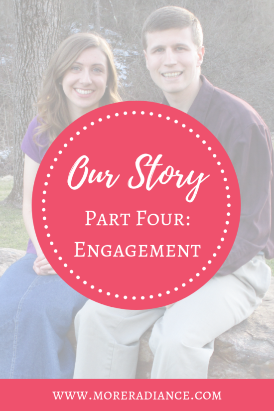 Our Story: Engagement - How He Asked - Proposal Story